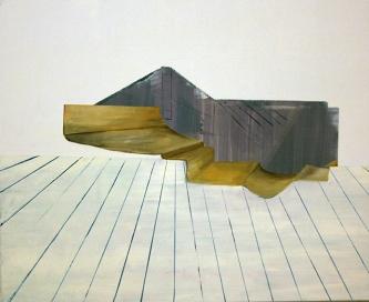 Bild VII_S015, oil on canvas, 60 x 80 cm