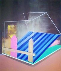 Bild_016_I, oil on canvas, 140 x 120 cm