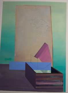 Bild_016_V, oil on canvas, 100 x 80 cm