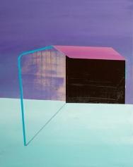 Bild_016_VI, oil on canvas, 50 x 40 cm