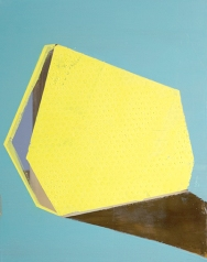 Bild_016_VII, oil on canvas, 50 x 40 cm