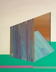 Bild_016_VIII, oil on canvas, 50 x 40 cm