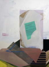 Bild_A015_I, oil on canvas, 200 x 145 cm