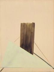 Bild VIII, oil on canvas, 40 x 30 cm