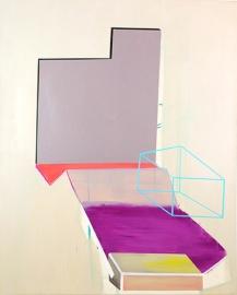 Bild XX, oil on canvas, 175 x 140 cm