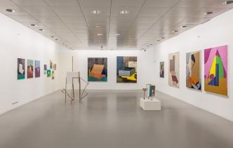 Galerie Hollenstein 2018, Foto: Christian Grass
