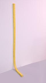 Line_YI_018, acrylic paint, 2 x 2 x 100cm